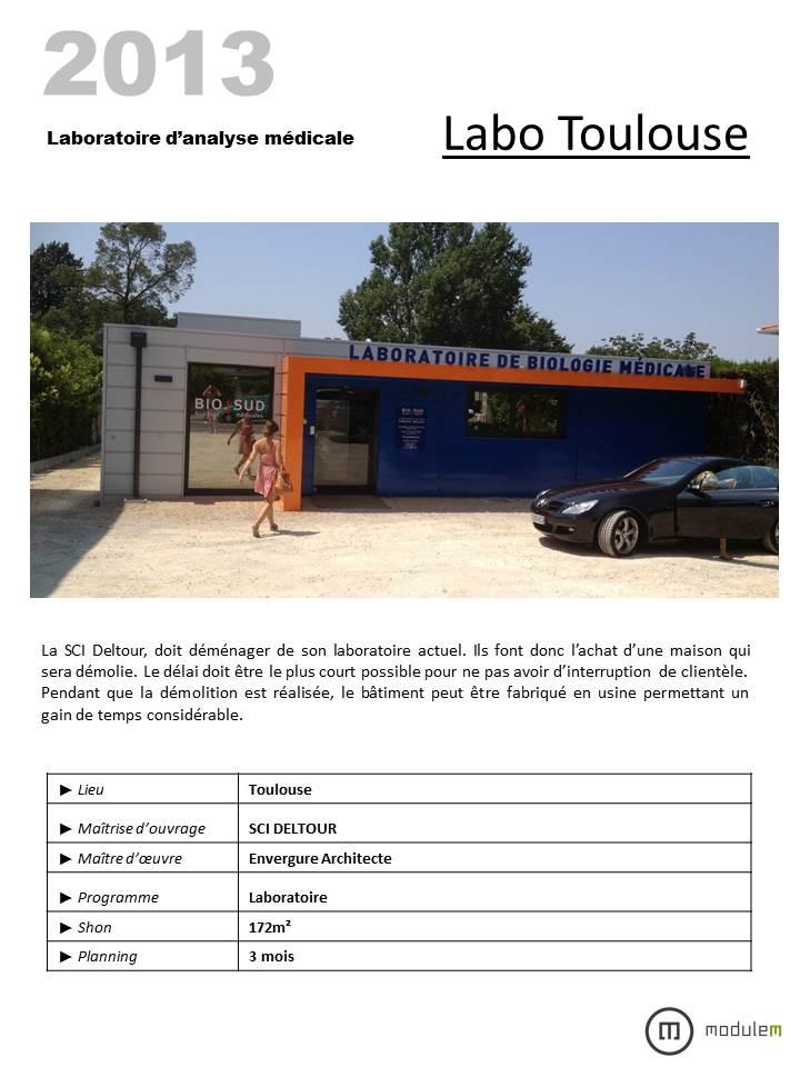 5 LABORATOIRE D'ANALYSE MEDICALE MODULAIRE SALLE BLANCHE MODULAIRE